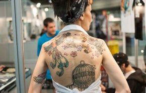 Mulafest tatuajes|Madrid 2014