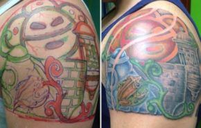 Tatuajes Taíno