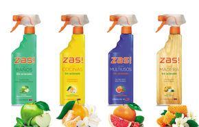 Limpieza en el hogar: Probamos Zas! Baños y Zas! Cocinas