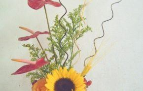 Haciendo tus propios arreglos florales