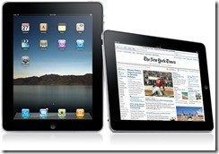 Aplicaciones del iPad de Apple