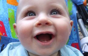 Bebés y dentición