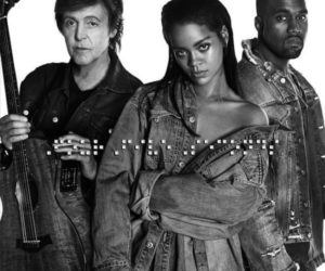 Letra y traducción de FourFiveSeconds – Rihanna, Kanye West y Paul McCartney