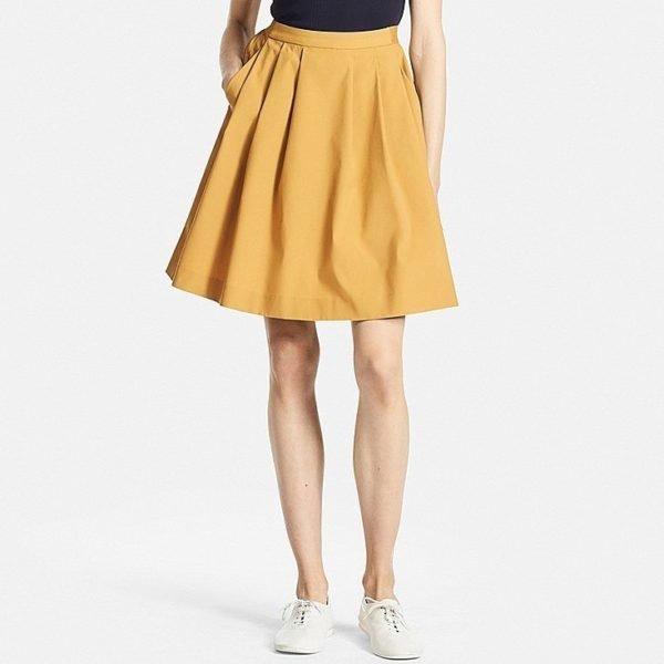 aaa36c5ae7 Pero también podemos encontrar otro estilo de faldas