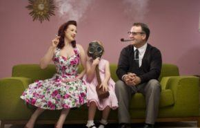 Fotos de ideas de decoraci n para ba os r sticos modernos - Como quitar el olor a tabaco en casa ...
