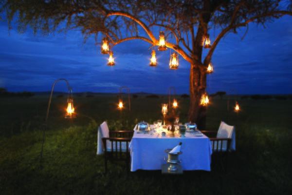 las mejores ideas para decorar una cena rom ntica al aire