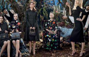 Colección Dolce & Gabbana otoño invierno 2014-2015