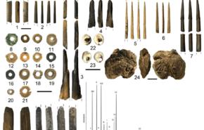 Comportamiento moderno hace 44 mil años en Sudáfrica
