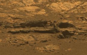 Curiosity descubrió plástico en Marte