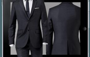 Destila elegancia llevando trajes de chaqueta a medida