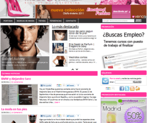 Nuevo diseño en los blogs de Blogsfarm