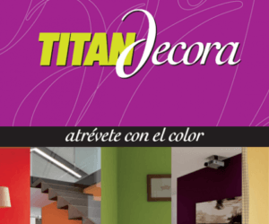 Pintura virtual, Titan Decora
