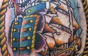 Tatuajes del mar  fotos y significados