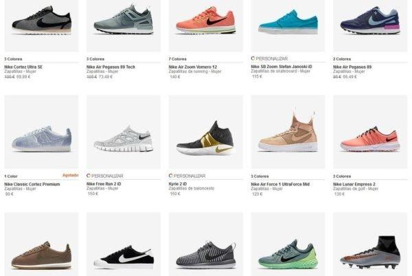 propietario doce Derribar  Rebajas de Verano Nike 2021 - Tendenzias.com