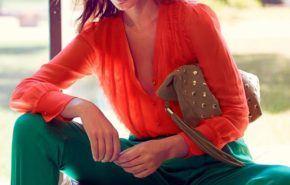 12 colores que NUNCA debes combinar a la hora de vestirte