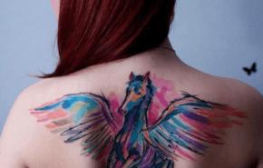 Tatuajes de caballos