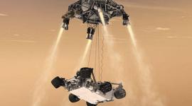 NASA explicó los últimos detalles de la llegada de Curiosity a Marte