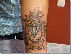 Tatuajes supersticiosos: buena suerte