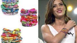 Las pulseras de verano de Sara Carbonero