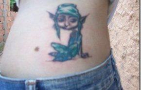 Fotos de tatuajes de duendes