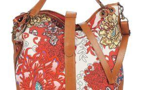 Los bolsos de la nueva colección de Desigual