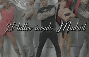 Madrid Ink un reality sobre tatuajes en Discovery Max
