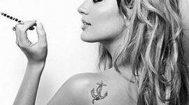Fotos de tatuajes de anclas