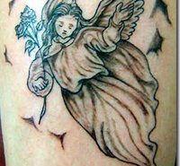 Tatuajes de simbolos navideños: ¿que significan?