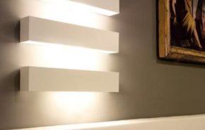 Apliques de pared modernos