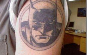 Tatuajes de Batman