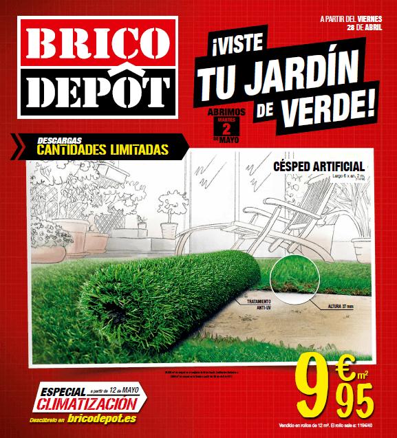 Cat logo brico depot ofertas black friday y noviembre 2017 - Suelo exterior brico depot ...