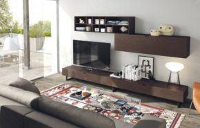 Catálogo de muebles Kibuc para el salón 2015