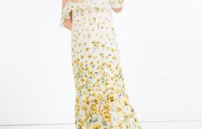 Catálogo de vestidos de Zara para mujer