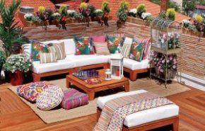 Como decorar una terraza