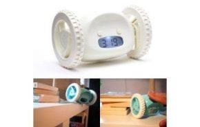 Reloj despertador Clocky Crazy gratis con latiendadelmanana.com