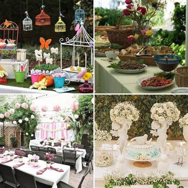 De 100 fotos de ideas de decoraci n de primera comuni n for Decoracion jardin ninos