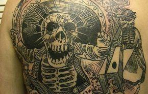 Tatuajes chicanos
