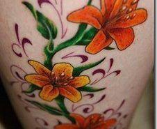Tatuajes Femeninos
