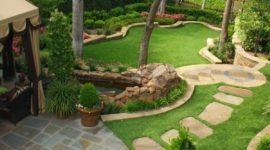 10 Fotos de jardines con encanto