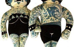 El tatuaje común