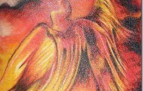 Tatuajes del Ave Fenix