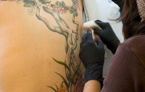El proceso del tatuaje II