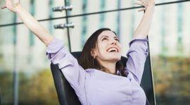 ¿Cómo ser feliz en el trabajo?