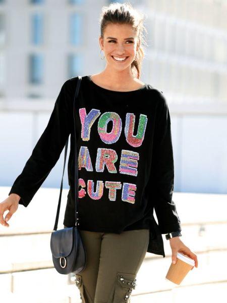 venca-catalogo-camiseta-de-manga-larga-con-bordado-con-lentejuelas-negro