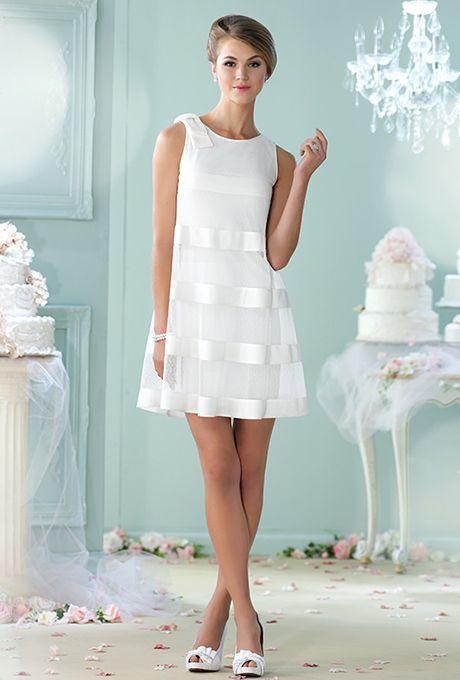 Vestidos de novia Primavera Verano 2018 - Tendenzias.com