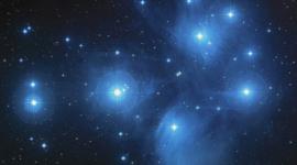 Observación de cúmulos de estrellas