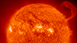Observando el Sol