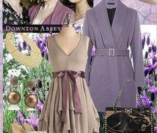 Downton Abbey, moda vintage