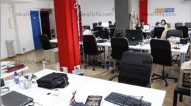Un Vistazo a nuestras oficinas