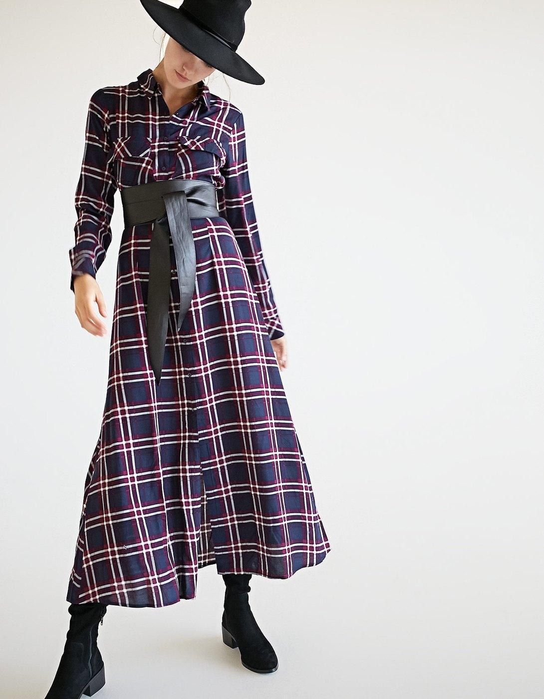 Vestido de cuadros 2 - 2 part 1